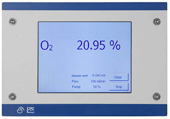 Oxygen Monitor For Soldering