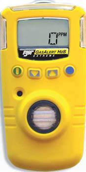 Hand Held Single Gas Monitors Chlorine Nitrous Oxide H2s
